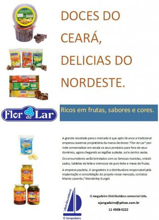 Doces do Ceará - Flor do Lar