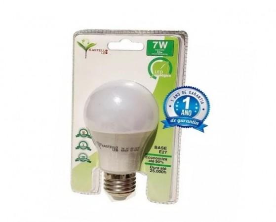 lampadas led bulbo